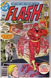 Flash   vol. 1   #267 FN Heat Wave
