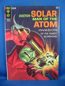 DOCTOR SOLAR MAN OF THE ATOM 18 BF+ 1966