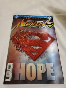 Action Comics 987 Near Mint  Cover by Nick Bradshaw
