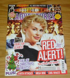 Doctor Who Adventures #45 VF/NM december 2007 - bbc magazine - 48 pages bumper