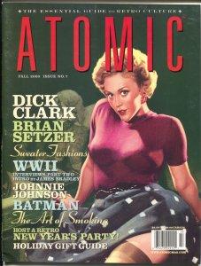 Atomic-The Magazine of Retro Culture-Fall 2000-Dick Clark-culture-music-FN/VF