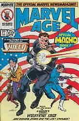 Marvel Age #77 FN; Marvel   save on shipping - details inside