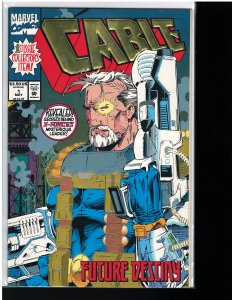 Cable #1 (Marvel, 1993)