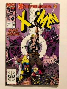 Uncanny X-Men 270 - X-tinction Agenda