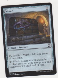 Magic the Gathering: Adventures in the Forgotten Realms - Mimic