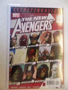 NEW AVENGERS # 42
