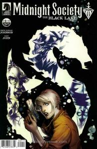 Midnight Society: The Black Lake #1 VF/NM; Dark Horse | save on shipping - detai