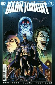 Legends Of The Dark Knight #1 Main Cvr | 1st App Chemical Arms Dealer (2021) NM