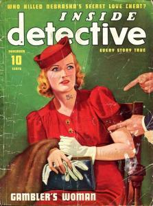 INSIDE DETECTIVE-NOV 1939-G-SPICY-MURDER-KIDNAP-WOMEN IN PRISON G
