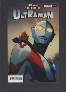 Ultraman: The Rise Of Ultraman #1 Variant (2020)