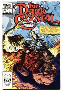 Dark Crystal #1 1983 comic book Marvel VF/NM