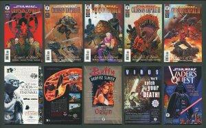 Star Wars Crimson Empire II  #1  #2  #3  #4  #5   (SET)  9.8 NM-MT  / 1998