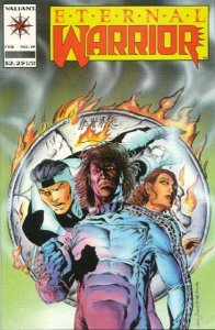 Eternal Warrior (1992 series) #19, NM- (Stock photo)