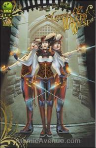 Legend of Oz: The Wicked West (2nd Series) #4A VF; Big Dog Ink | save on shippin