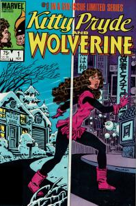 Complete Set - Kitty Pryde and Wolverine #1-6, 9.4 or better