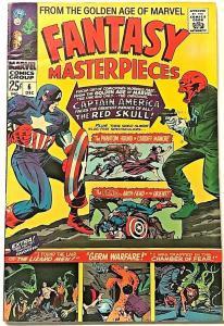 FANTASY MASTERPIECES#6 FN/VF 1966 MARVEL SILVER AGE COMICS