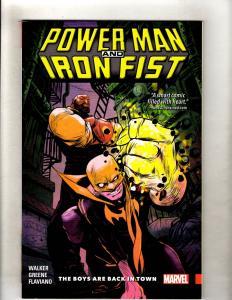 Power Man Iron Fist V1 Back In Marvel Comics TPB Graphic Novel Comic Book J340