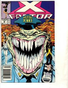 10 X-Factor Marvel Comics #30 33 42 43 44 45 47 48 49 54 WS5