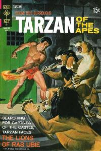 Tarzan (1948 series) #201, VG- (Stock photo)