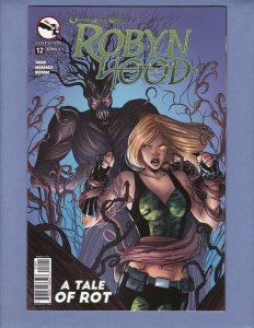 Grimm Fairy Tales Presents Robyn Hood #12 NM Variant Cover B Zenescope 2015