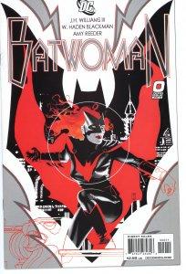 Batwoman 0 (2011) Regular Cover 9.0 (our highest grade)