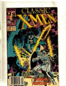 Lot of 12 Classic X-Men Marvel Comics #23 32 41 43 50 51 54 55 59 62 63  J369
