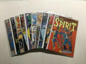 The Spirit 31 33-56 Lot Run Set Near Mint Nm Kitchen Sink Comix