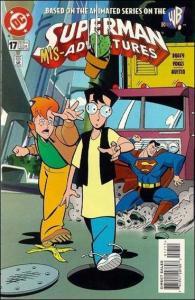 DC SUPERMAN ADVENTURES #17 VF/NM