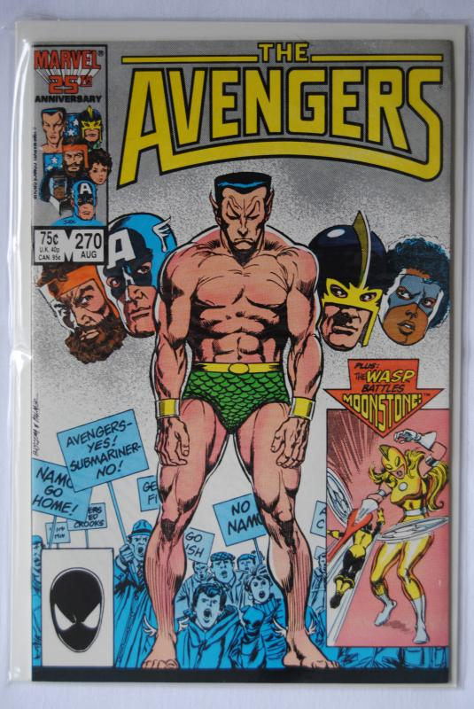 The Avengers, 270
