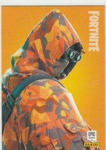 Fortnite Longshot 177 Rare Outfit Panini 2019 trading card series 1