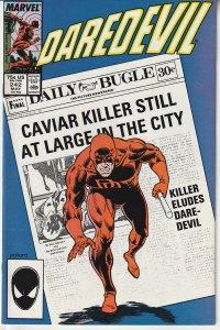 Daredevil(vol. 1)# 242   Shades of Se7ven !