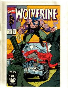 Lot of 12 Wolverine Marvel Comics #47 47 48 49 50 51 53 54 60 61 65 66 HY7