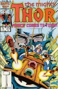 Thor (1966 series) #371, VF+ (Stock photo)