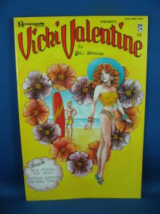 VICKI VALENTINE 4 NM BILL WOGGON KATY KEENE 1985