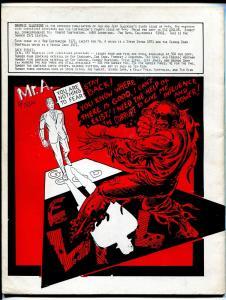 Graphic Illusions 1971-Ditko-Krenkel-EC-Steve Fabian cover-Jerry Kolden-VG/FN
