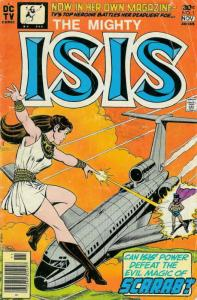 Isis #1 VG; DC | low grade comic - save on shipping - details inside