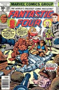 Fantastic Four (1961 series) #180, Fine- (Stock photo)