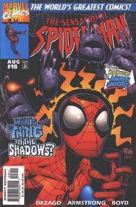 Sensational Spider-Man (1996 series) #18, NM- (Stock photo)