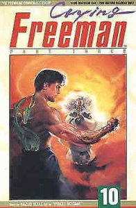 Crying Freeman Part 3 #10 VF/NM; Viz | save on shipping - details inside