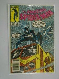 Amazing Spiderman #254 Newsstand edition 4.0 VG (1984 1st Series)