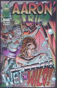 Aaron Strips #3 FN; Image | save on shipping - details inside