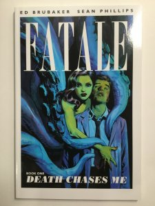 Fatale Book One Death Chases Me Tpb Softcover Sc Near Mint Nm Image