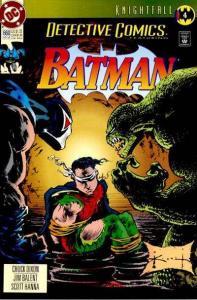 Detective Comics (1937 series) #660, NM (Stock photo)