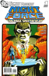 DC Comics Presents: Night Force #1 FN; DC | save on shipping - details inside