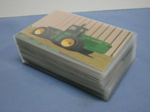 PROMO Non-Sports Trading Card LOT 50 Pcs RIFLES TRACTORS MOTORCYCLES & MORE!!