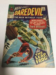 Daredevil 25 Fn Fine 6.0 Marvel Comics Silver Age