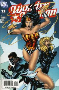 Wonder Woman (3rd Series) #11 FN; DC   save on shipping - details inside