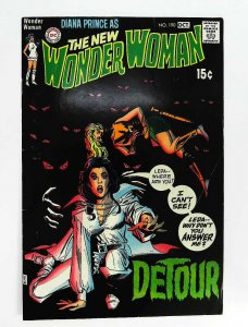 Wonder Woman (1942 series) #190, Fine+ (Actual scan)