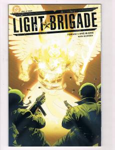 Light Brigade Book 1 Of 4 TPB DC Comic Books Hi-Res Scans Awesome Issue WOW!! T7