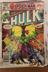 Incredible Hulk 266  VG/FN